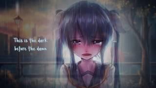 【Nightcore】→ When She Cries || Lyrics