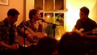 Steady As You Go - Live, Irish tour 2013