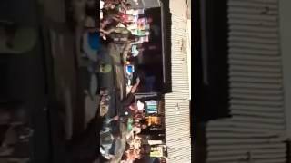 WATCH VIDEO: Prez Mahama gives out Money to Traders