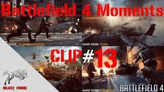 EPIC Rush Match Ends with an Intense Final Push! | Battlefield 4 Moments #13