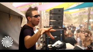 Yahel Live @ TinkerBell party,  Israel 2015