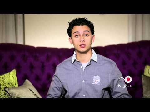 @QabilaTv | برنامج شفت النبى | مصطفى عاطف | 5 | قلبه الجميل