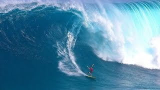 Kai Lenny Big Wave Surfing Jaws Peahi Maui