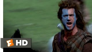 Braveheart (3/9) Movie CLIP - They Will Never Take Our Freedom (1995) HD