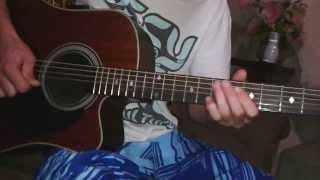 Violão solo - Um beijo  ( Luan Santana )
