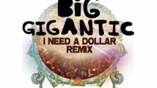 Big Gigantic - I Need A Dollar Remix Animation (BYH20)