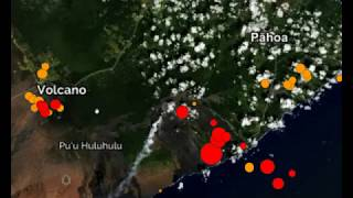 Strong 6.9M Earthquake Rocks Hawaii, Swarm Continues