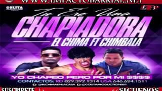 Chimbala Ft El Chima - Chapiadora (Nuevo 2013) @FRANDYBOY GUCCI