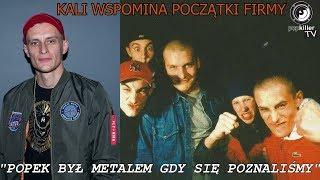 """Kali wspomina: """"Popek był metalem gdy się poznaliśmy, nie wiedział kto to 2Pac"""""""