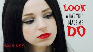 Look What You Made Me Do - Taylor Swift - Cover by Madi Lee