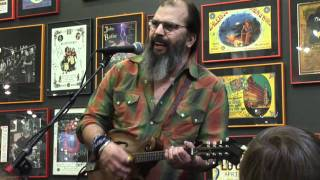 "Steve Earle - ""Copperhead Road"" (Reverb at Twist and Shout)"