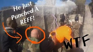 Top 5 Craziest Airsoft Fights That End Badly (MAN ASSAULTS A REFF)