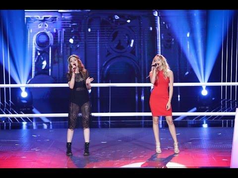 Ioana Ignat & Corina Cuniuc – Take Me To Church | Confruntari | Vocea Romaniei 2016