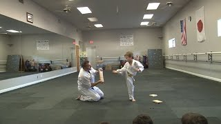 Little Dragon's - Third Karate Belt Test