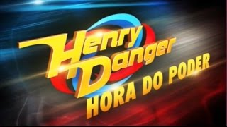 Henry Danger - Hora do Poder | Nickelodeon Brasil