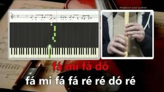 Ha sempre musica entre nos - Dina - COM VOZ GUIA - Educacao Musical - Jose Galvao