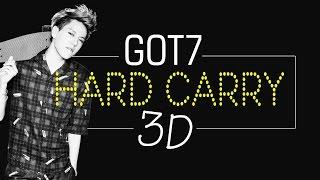GOT7 - HARD CARRY 3D Version (Headphone Needed)