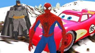 1 STUNDE - BESTE --  Kinderfilm Sammlung - Spiderman und seine Freunde
