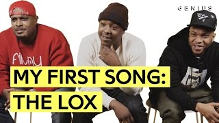 "How The Notorious B.I.G. Dissed The Lox On ""You'll See"" 