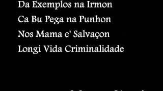 Jamba OPP Ft Pilitchi- Mama di Bandido [2011]