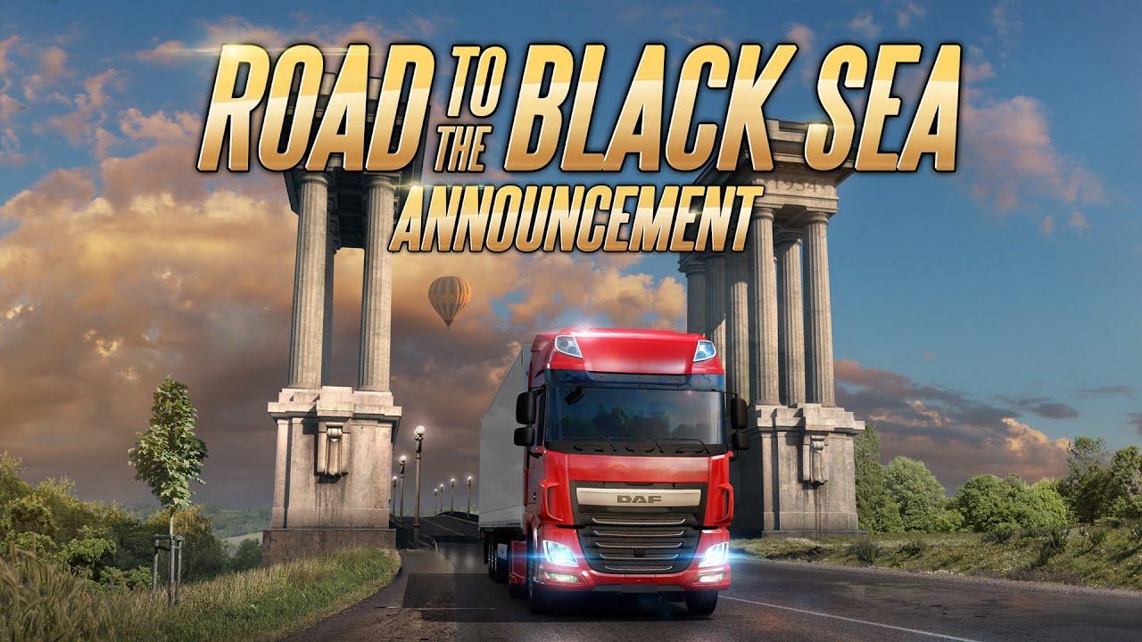 Euro Truck Simulator Black Sea DLC