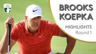 Brooks Koepka Highlights   Round 1   2019 Abu Dhabi HSBC Championship