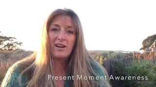 Soul Garden Healing - Present moment awareness when in emotional pain