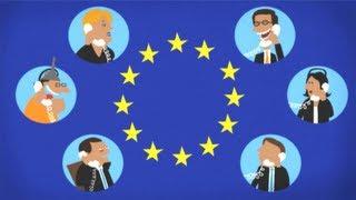 Wie is de baas van de EU?