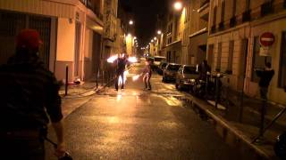 Cascadeur - Torche Humaine