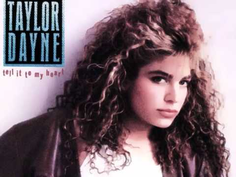 Do You Want It Right Now de Taylor Dayne Letra y Video