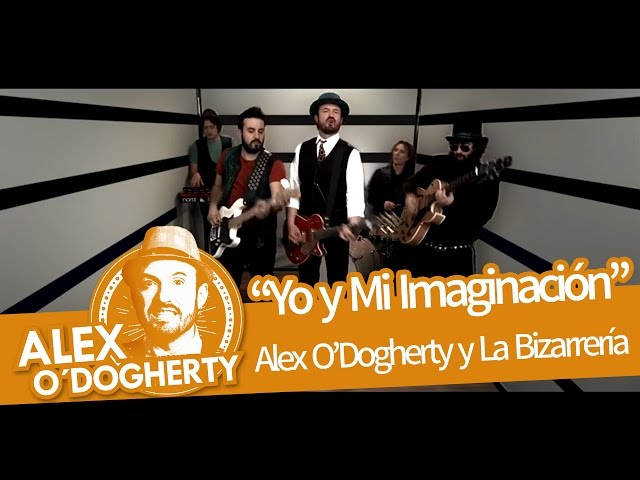 Video oficial de yo y mi imaginación de Alex Odogerthy