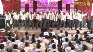 CHEBISAAS BOYS PERFORMING ZIGWEMBE AT GROOVE INSPIRES