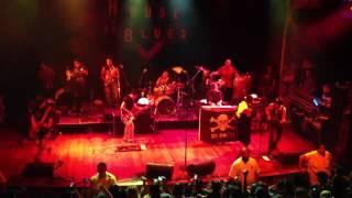 Panteon Rococo Quiero Bailar Contigo House of Blues Hollywood 07/07/12