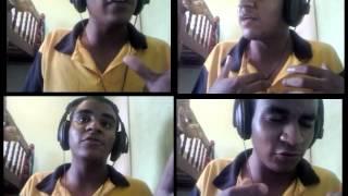 Cover - Sonda-me     -    Divisão de vozes    -   David Sena