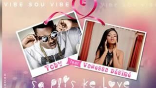 Remix instrumental Toby anbake Sa plis ke love