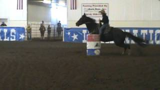 Hailie and Scarlet Revenge IBRA Youth National Finals 2012