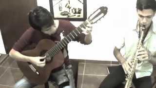 En todo momento Bambuco Guitarra Soprano Sax Guitartistica Live Sessions #1