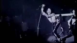 Marilyn Manson - Come Together | Live in St. Paul, 1995 | (The Beatles Cover)