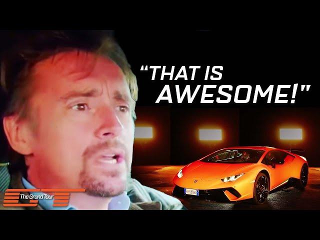 The Grand Tour: The Lamborghini Huracán Performante