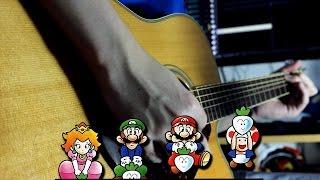 Overworld (Super Mario Bros. 2) Guitar Cover