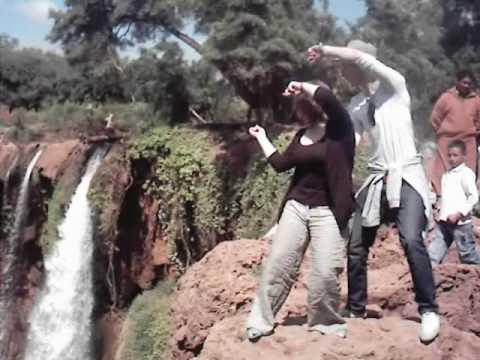 Bill and Katy's Morocco Dance.wmv