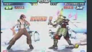 Senapi (Law) vs Otokonoko (Yoshimitsu)