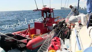 48. Sailing S/V Lazy Gecko - Stranded at sea!