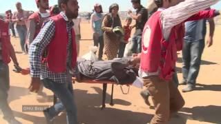 Europa e os refugiados sírios