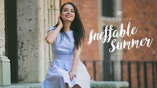 aeterie INEFFABLE SUMMER 2016 LOOKBOOK