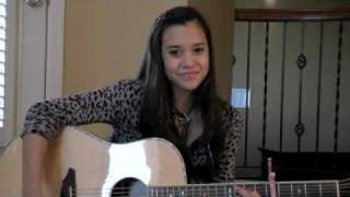 """Megan Nicole covers Kings of Leon """"Use Somebody"""""""