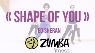 The shape of you - Chorégraphie Zumba - Zumba Annecy