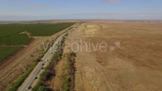 Moving Cars On Country Road - Stock Footage | VideoHive 15295628