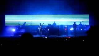 Massive Attack (Teardrop) live @ Paléo 2008