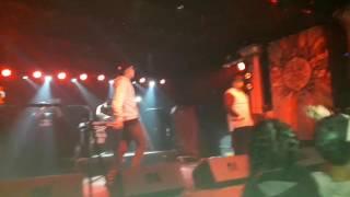 Fili wey- esa secuencia 30/07/17 show en Mvseo rock